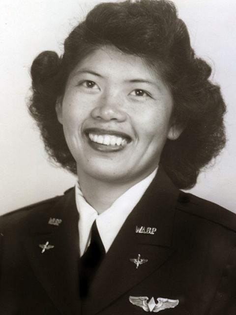 Women in Transportation History: Maggie Gee, Chinese-American Aviation Pioneer – Transportation History