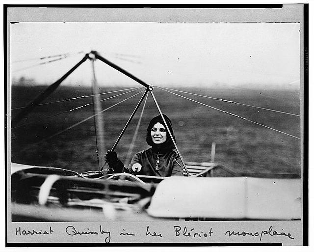 Today in Transportation History – 1912: The First Woman to Fly